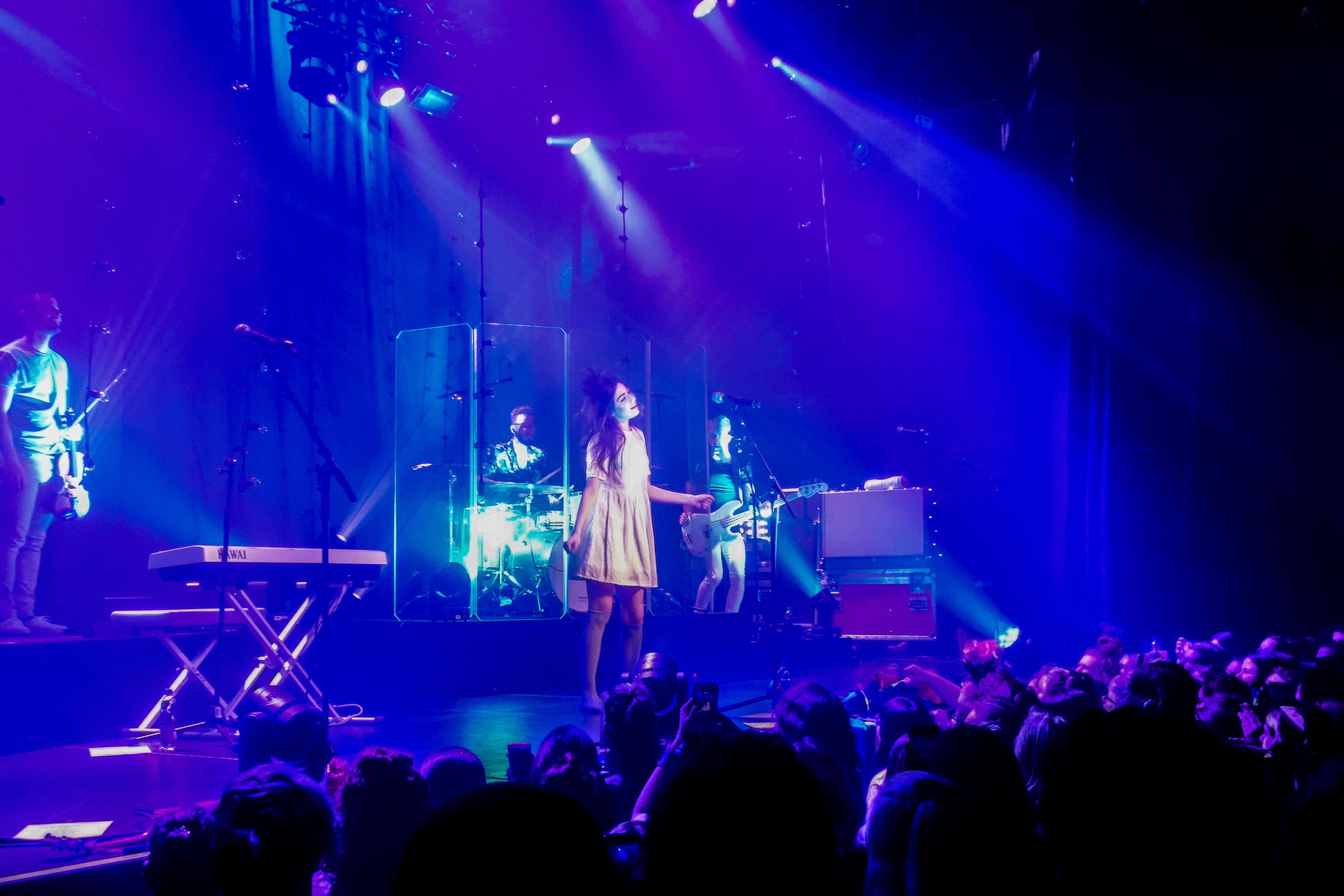 dodie optreden in Melkweg Amsterdam